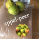 fruitsap appel peer